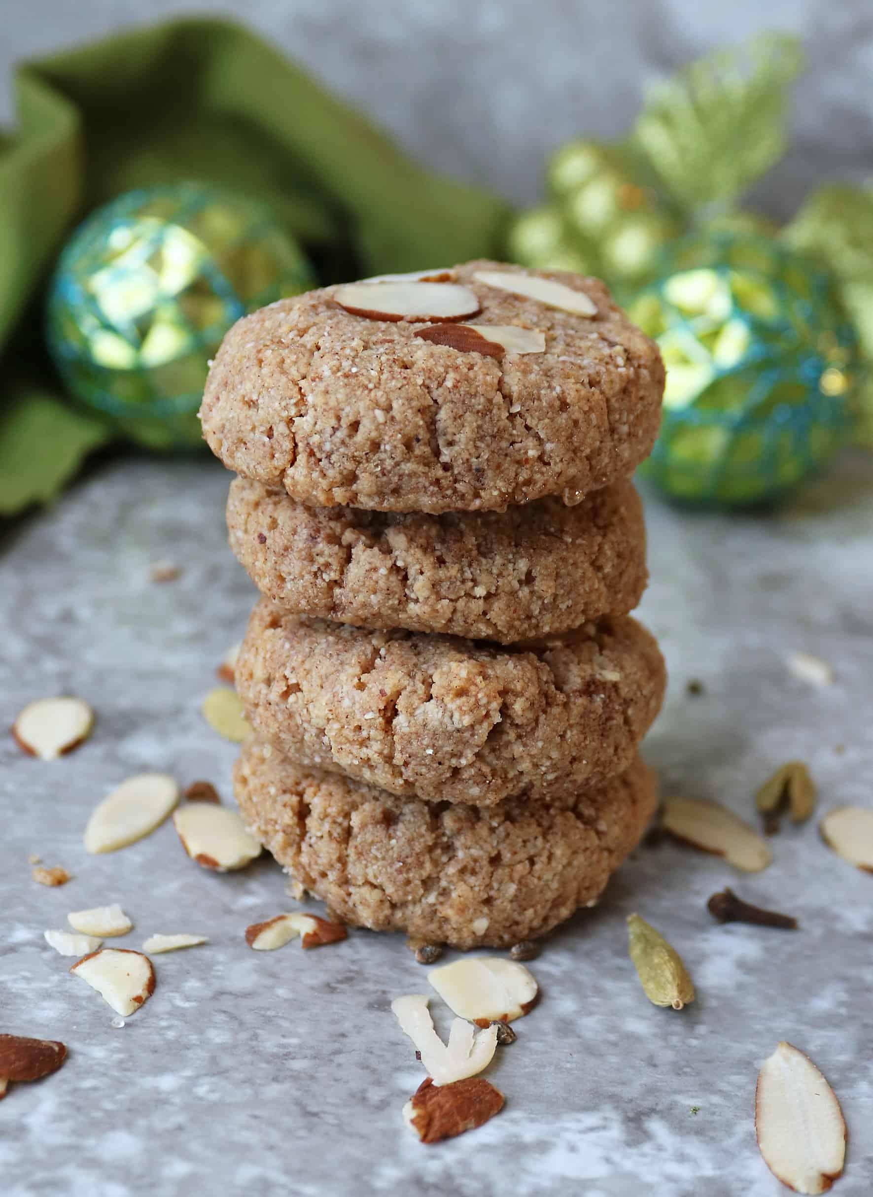 Easy GrainFree Keto Almond Cookies