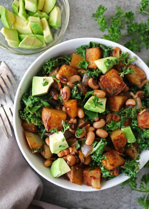 Vegan Black-Eyed Peas Recipe