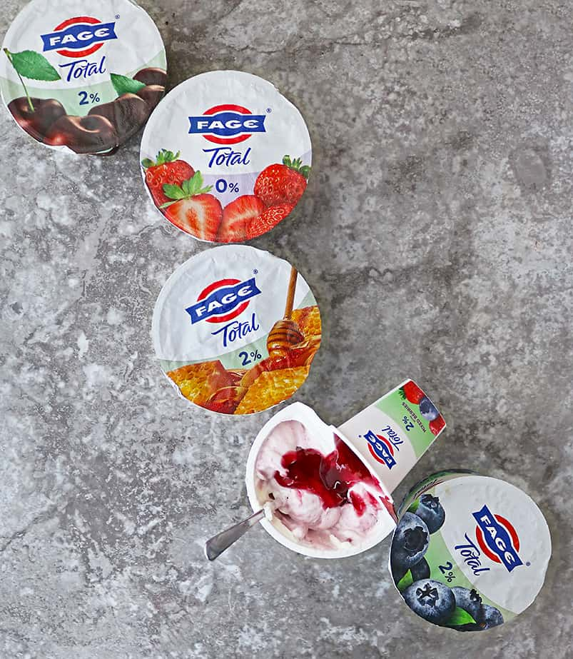 FAGE split cups