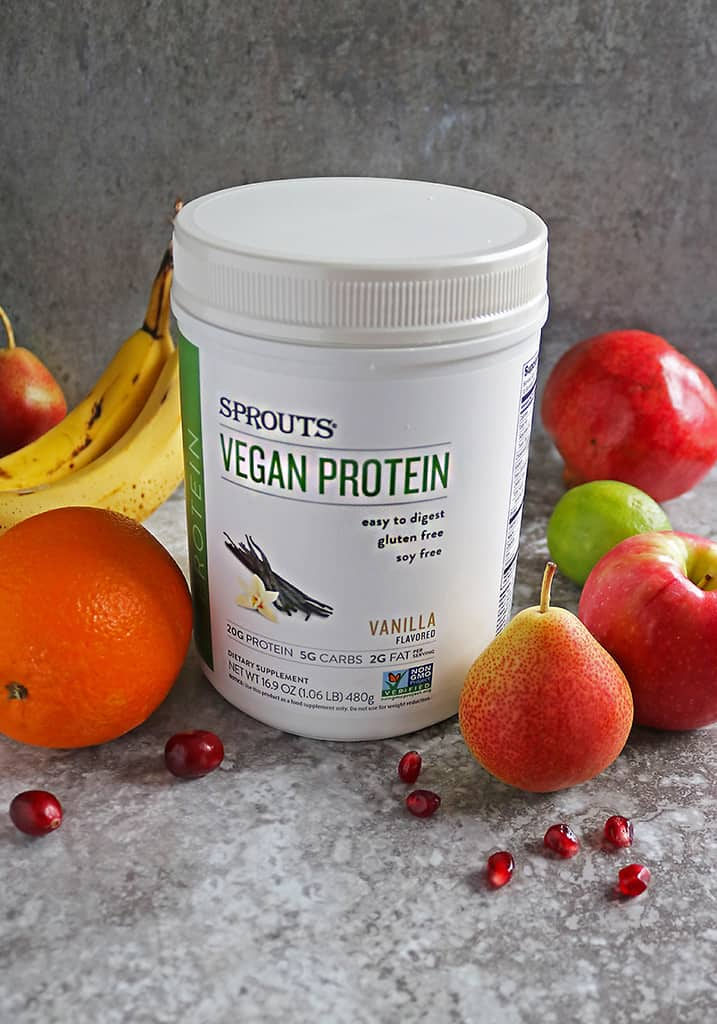 Sprouts Vegan Protein