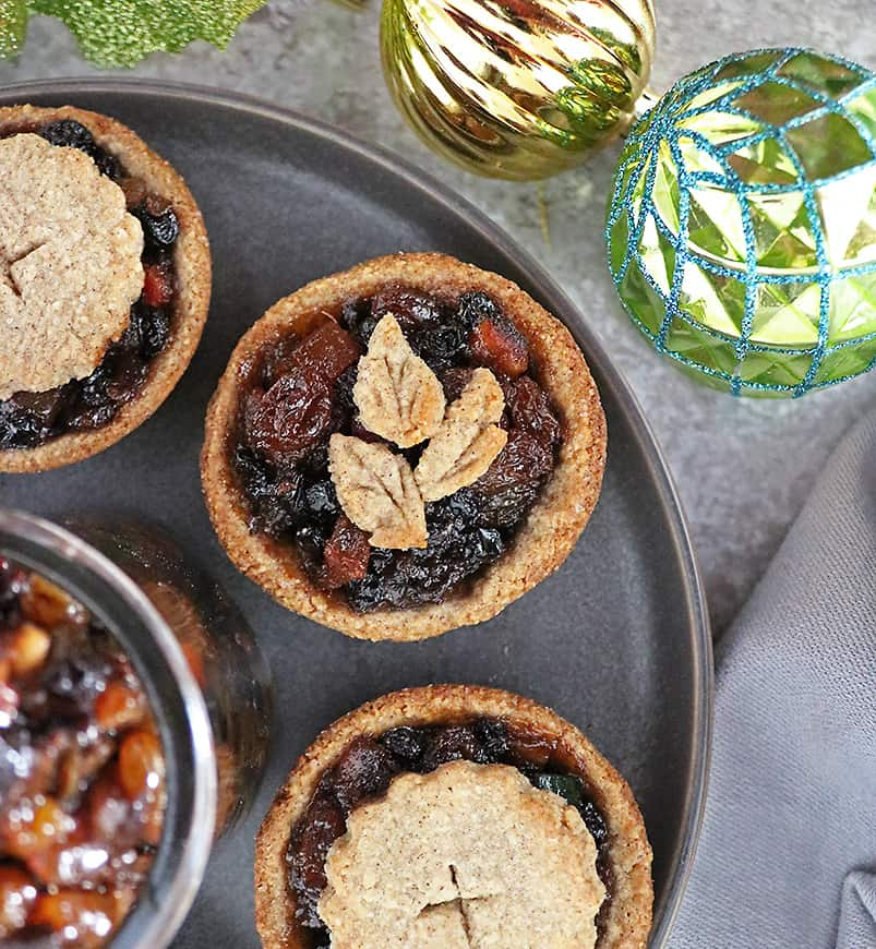 homemade mincemeat pies