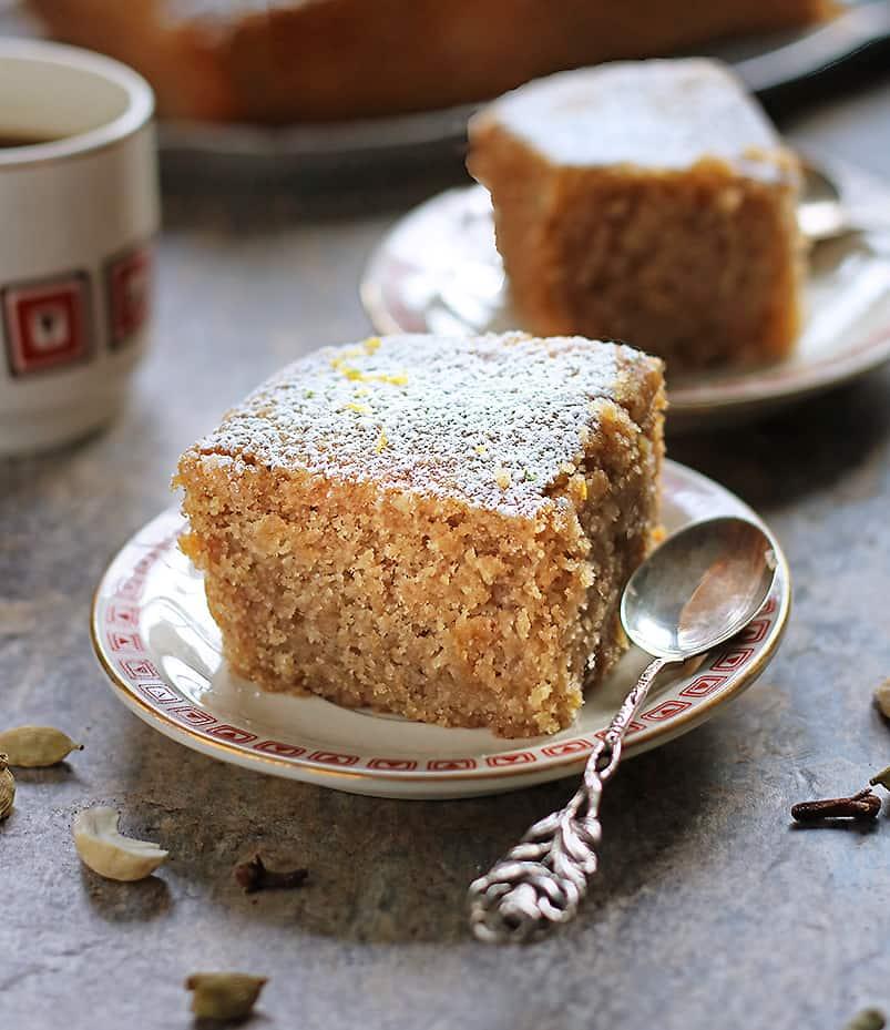 Delicious Easy Vegan Sri Lankan Love Cake recipe