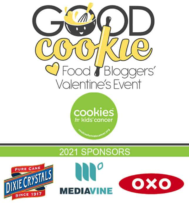 2021 Good Cookie Food Bloggers Valentine's Event