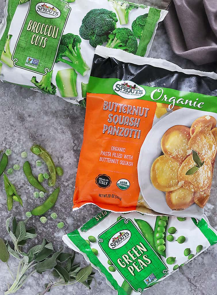 Frozen food month at Sprouts