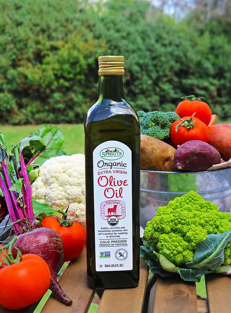 Sprouts Organic Extra Virgin Olive Oil