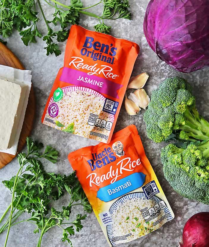 Easy Quick Bens Original Ready Rice