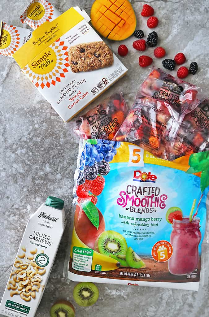 Some of the products on sale during the Plant-based promotion at Publix